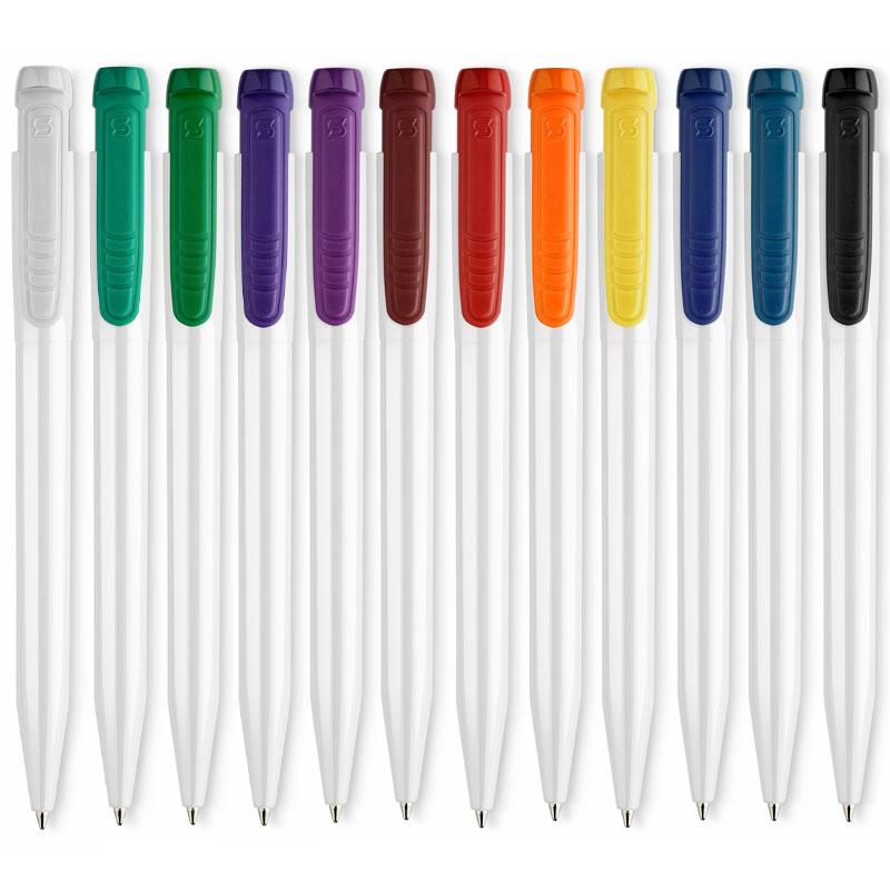 Pier alle 12 farver