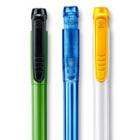 Tre billige kuglepenne